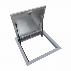 Concealed hinged hatches G+ series