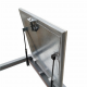 Floor access door  BAULuke G+90x70P (Insulated)
