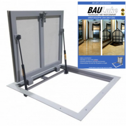 Concealed hinged hatches G series