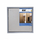 Inspection Door Magnetic Push Under Ceramic Tiles Steel Access Panel BAULuke ST40x100