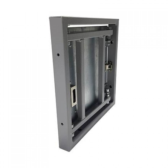 Inspection Door Magnetic Push Under Ceramic Tiles Steel Access Panel BAULuke ST80x50